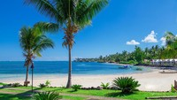 Foto: Pulau Terpencil yang Bebas Corona