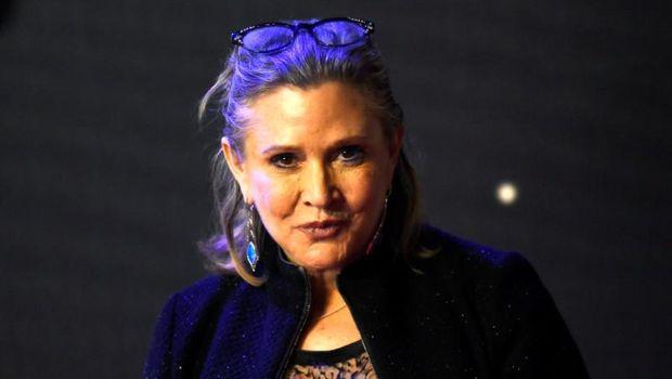 Carrie Fisher masih menjadi ikon pemeran Princess Leia.