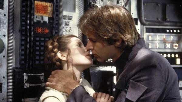 Carrie Fisher, Putri Leia di Dunia Showbiz