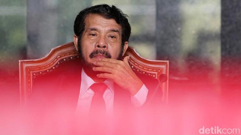 Ketua MK Lapor Persiapan Jelang Pilkada 2018 ke Jokowi