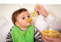 Alergi makanan pada anak.