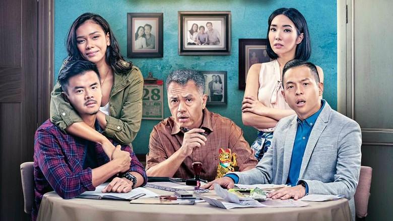 4 Nilai dari Film Cek Toko Sebelah yang Bisa Dipelajari Ortu/Foto: Starvision Plus