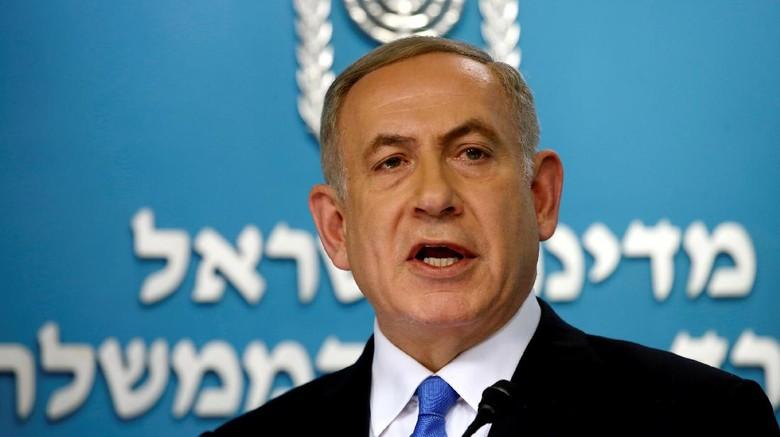 Netanyahu Tuding Iran Bangun Pabrik Rudal di Suriah dan Libanon