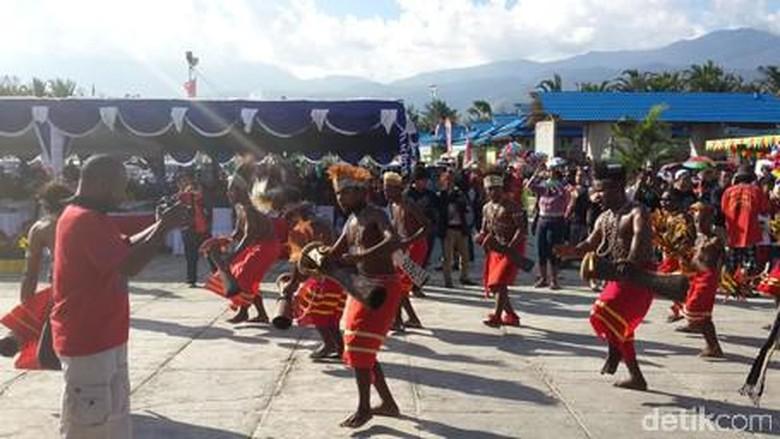 Festival Danau Sentani 2016