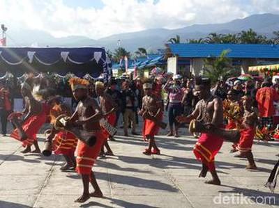 Setelah 2 Tahun Vakum, Festival Danau Sentani Akan Ada di Juni Ini