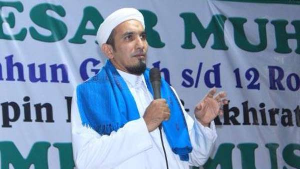 Orasi di Reuni 212, Ketum FPI: Habib Rizieq Rindu Berat