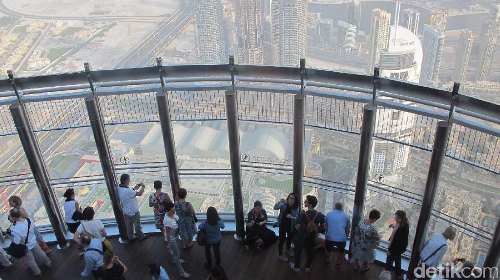 Turis dari Negara Mana yang Suka Liburan ke Dubai?