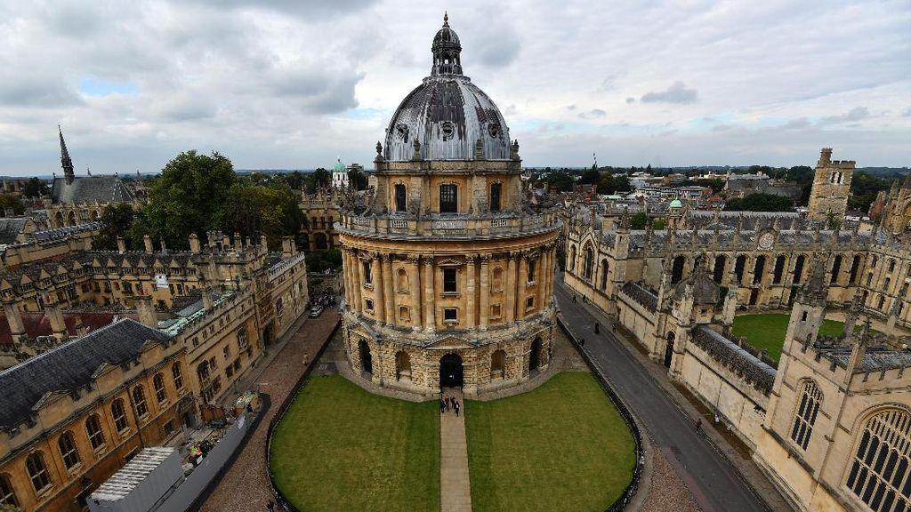 Buruan Daftar! Kemdikbud Buka Beasiswa ke Oxford Inggris untuk S2 & S3 Dokter