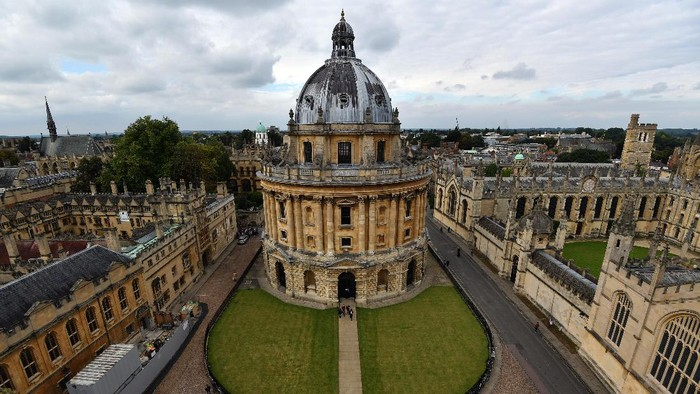 Universitas Oxford. (Foto: Carl Court/Getty Images)