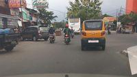 Mengenal Bajaj Qute yang Tertangkap Kamera di Jakarta