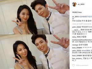 Seolhyun AOA Saudara Kembar Jauh Park Bo Gum?