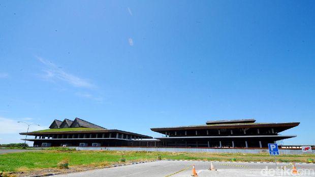 Begini Tampilan Istimewa 'Jeroan' Green Bandara Blimbingsari Banyuwangi