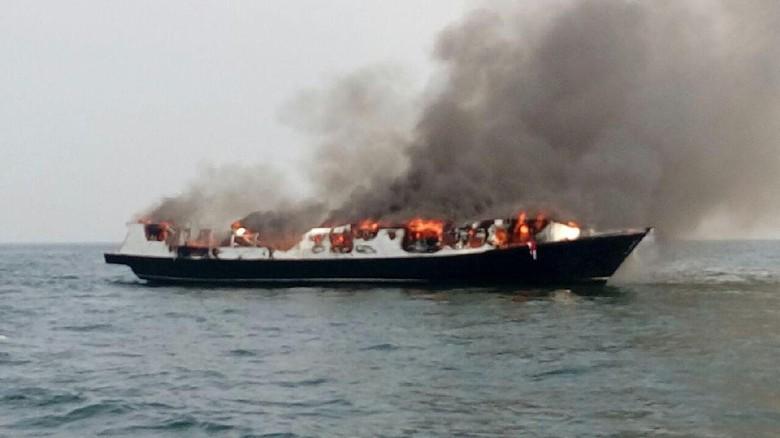 KNKT: Zahro Express Satu-satunya Kapal di Muara Angke yang Ber-AC on