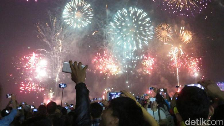 Ini Lokasi Pertama dan Terakhir di Dunia yang Rayakan Tahun Baru
