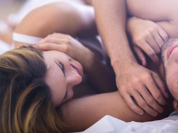 Ilustrasi pasangan bercinta/Foto: thinkstock