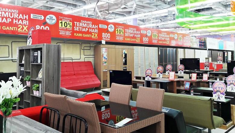 Promo Furniture Mulai Lemari Sampai Meja Di Transmart