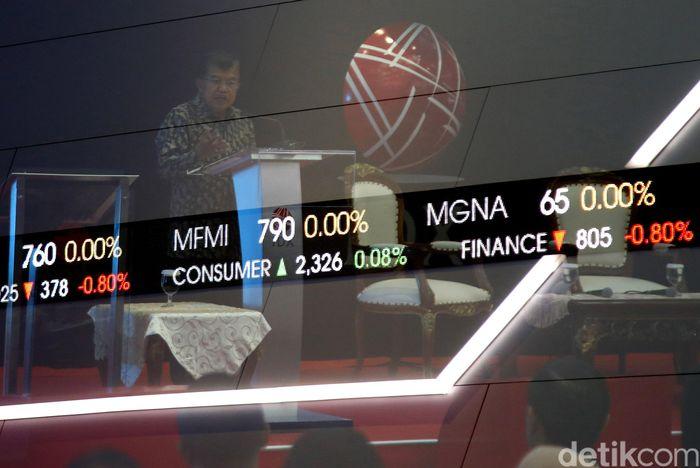Menurut JK, meski IHSG dibuka merah tapi belum tentu perdagangan Bursa Efek Indonesia (BEI) tahun ini akan memburuk. Harapan untuk perbaikan itu selalu ada.