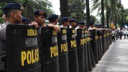 Polisi Tak Terbitkan STTP Demo Jelang Pelantikan, Warga Diimbau Tak Unras