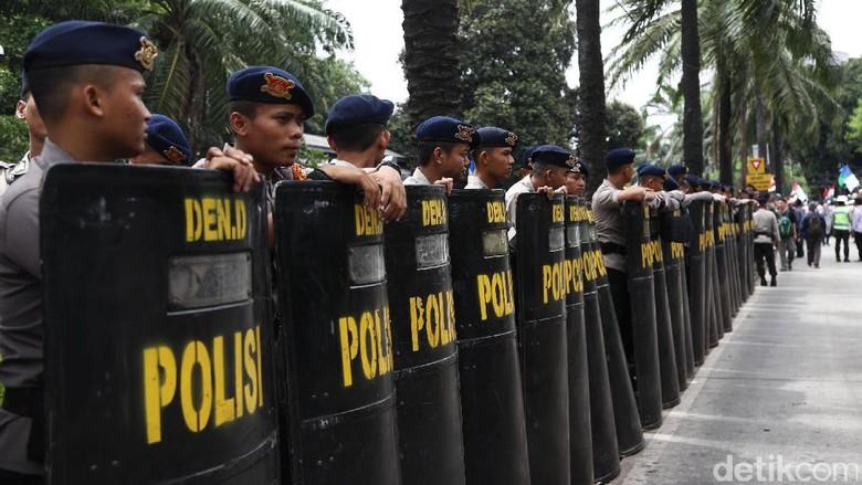 Polisi Siapkan Pengamanan di Daerah Rawan Saat Pilkada 2018
