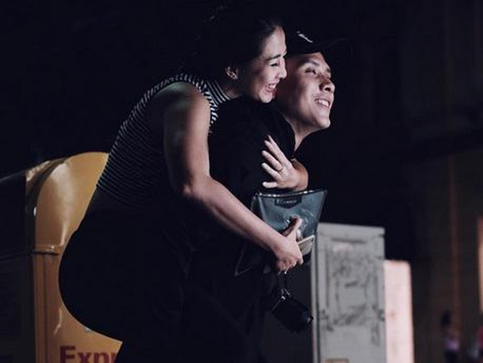 Garindra Bimo dan Andrea Dian