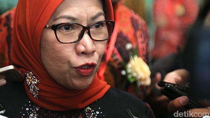 Wakil Ketua Dewan Komisioner Otoritas Jasa Keuangan (OJK) Nurhaida/Foto: Ari Saputra