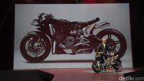 Ducati Targetkan Jual 200 Motor di Indonesia