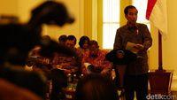 Jokowi Bicara Soal Kesempatan Emas RI Pasca Investment Grade