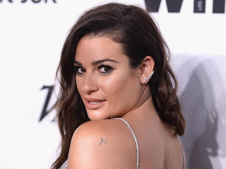 Move On setelah Cory Monteith Meninggal, Lea Michele Gelar Pesta Pertunangan