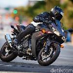 198 Unit Yamaha R3 Ditarik