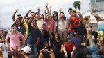 Dari Once Sampai Cathy Sharon Bikin Video Dukung Ahok di Kalijodo