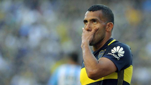 Carlos Tevez kemungkinan besar akan pensiun bersama Boca Juniors.