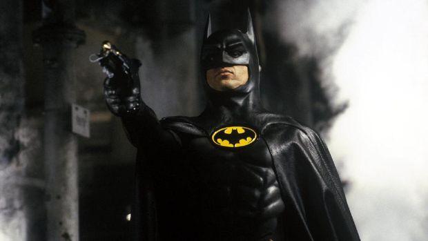 Michael Keaton Tolak Peran 'Batman Forever': Naskahnya Payah