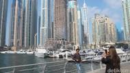 Banyak Negara Lockdown, Turis Ramai-ramai Pindah ke Dubai