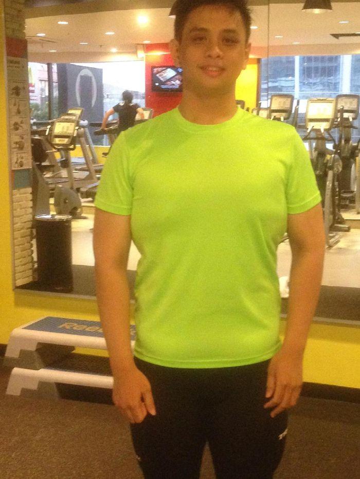 Cowok Ini Berhasil Nurunin Lebih dari 45kg Tanpa Pergi ke Gym, Ini Rahasianya