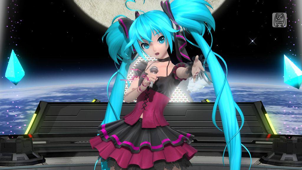 Penggemar vocaloid pastinya sudah tidak asing lagi dengan karakter berambut hijau nan manis ini. Di dalam game terbaru ini, akan hadir lebih dari 200 lagu Miku dan teman digitalnya. Anda juga bisa memodifikasi puluhan kostum yang tersedia. Foto: istimewa
