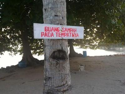 Tahun 2017, Stop Vandalisme & Buang Sampah Sembarangan!