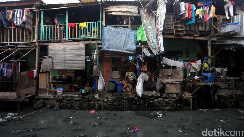 Laju Penurunan Kemiskinan di Era Jokowi Disebut Melambat
