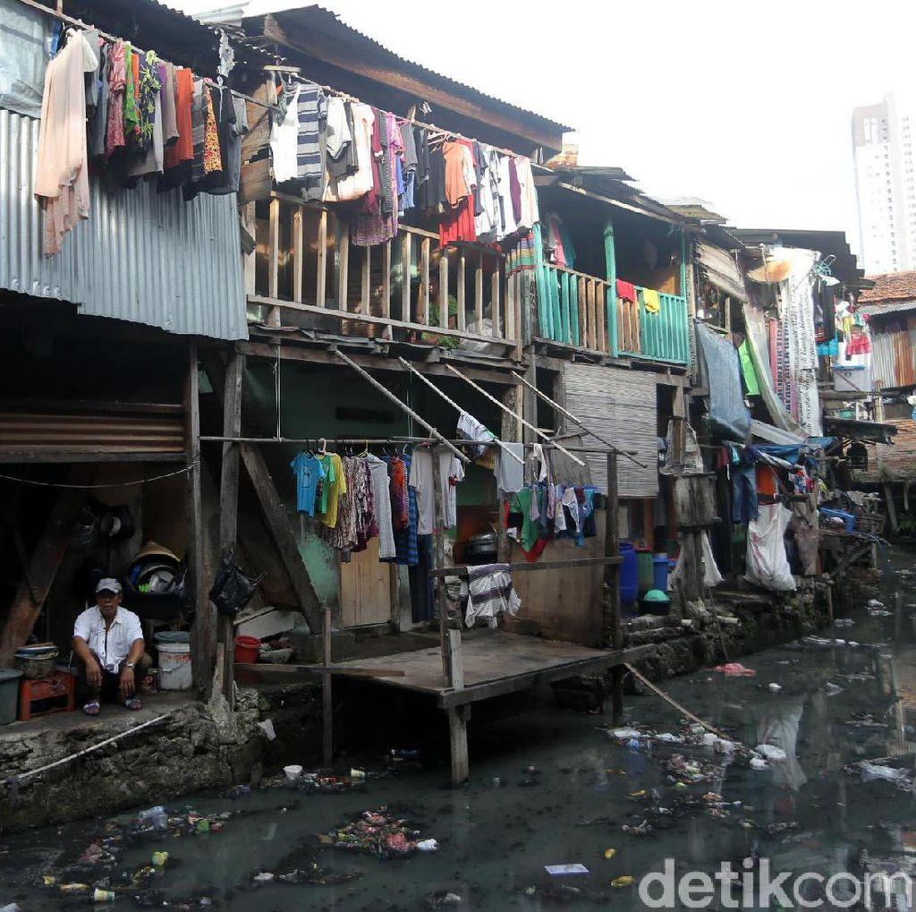Batas Kemiskinan Jauh di Bawah Upah Minimum