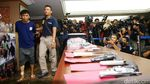 Polisi Rilis Kasus Perampokan Pulomas