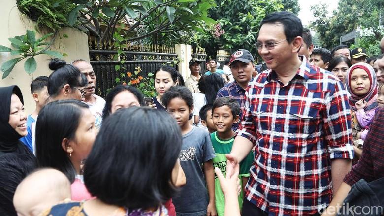 Ahok Berencana Bangun Fasilitas Olahraga di Lapangan Banteng