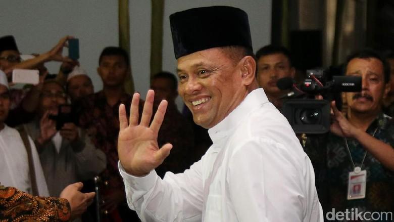 Tonton Blak-blakan Gatot soal Lobi Prabowo di detikcom Jam 20.45