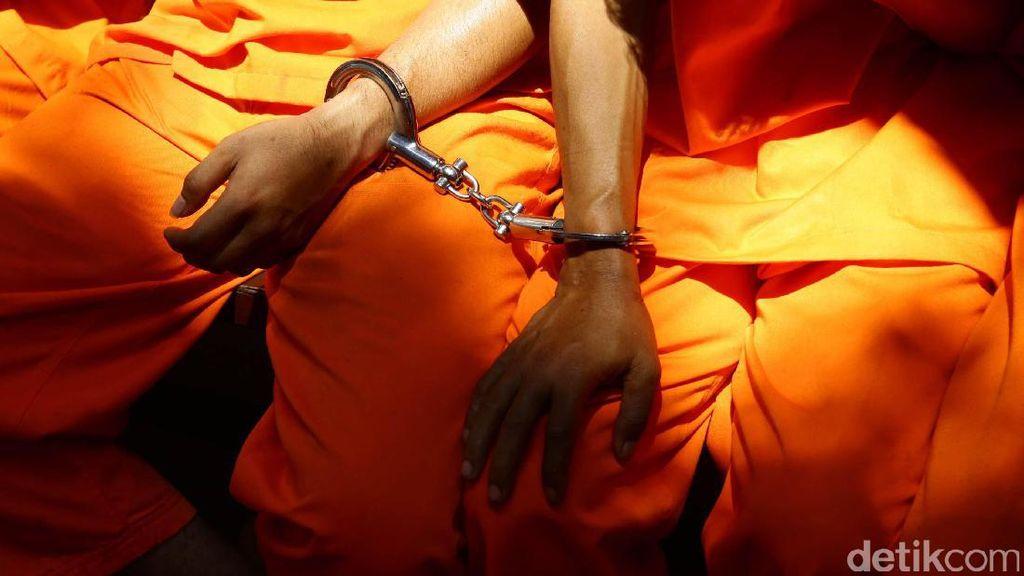 2 Kurir Sabu Ditangkap di Palembang, 6 Kg Sabu Disita