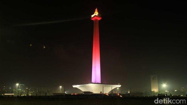 Foto: Monumen Nasional (Randy/detikTravel)