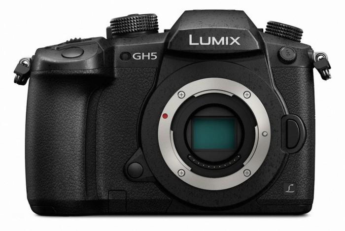 Lumix GH5. Foto: Panasonic