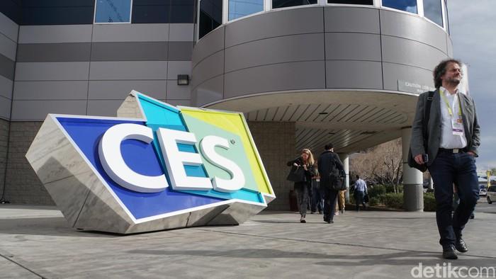 CES 2019 digelar 8-11 Januari 2019 di Las Vegas, AS. Foto: Rachmatunnisa/detikINET