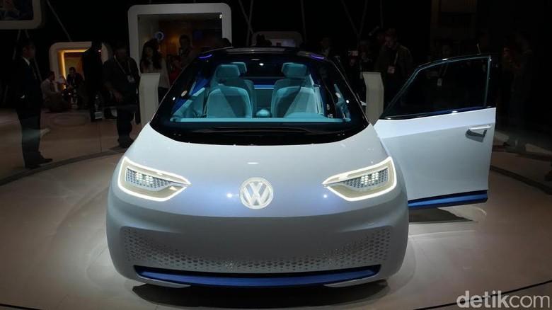 VW I.D Concept (Foto: Rachmatunnisa)