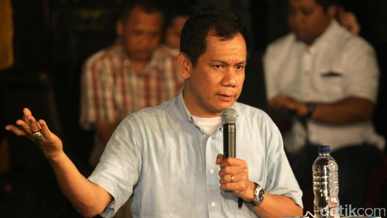 Tim Anies-Sandi Kaget Indra Piliang Ditangkap Terkait Narkoba