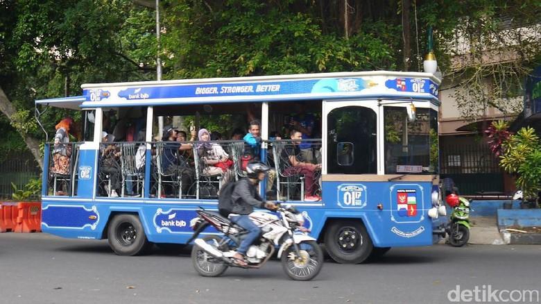 Naik Bus Wisata Di Bogor Gratis Lho