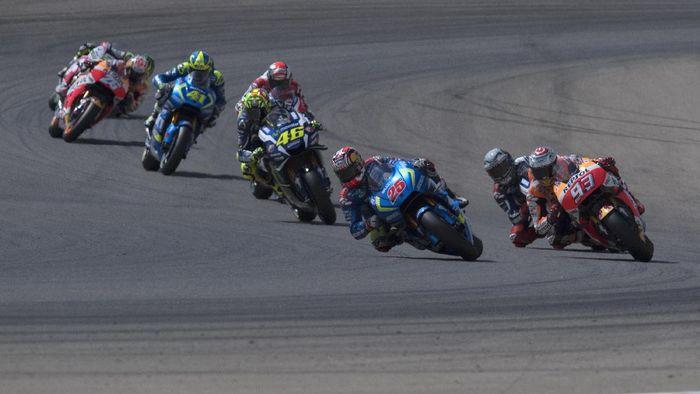Foto: ilustrasi MotoGP (Getty Images/Mirco Lazzari gp)