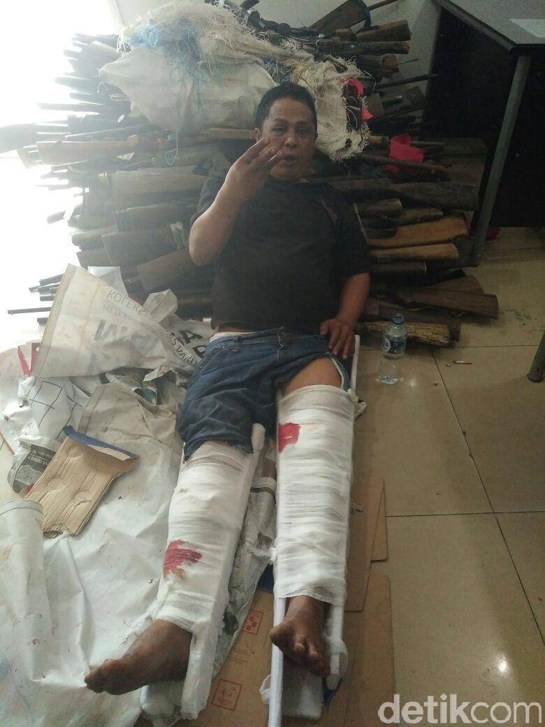 Buron 3 Tahun Perampok Toko Emas Di Prabumulih Ditembak Polisi